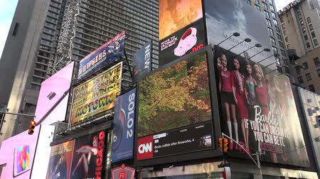 quadrado : Times Square, Broadway, New York City, Manhattan
