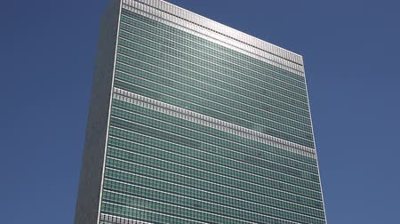 bronx : United Nations, UN, World Government Stock Footage