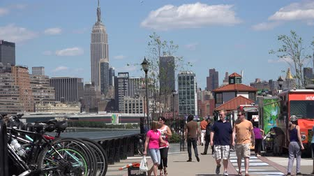 império : Boardwalks, Tourist Spots, Tourists, New York City
