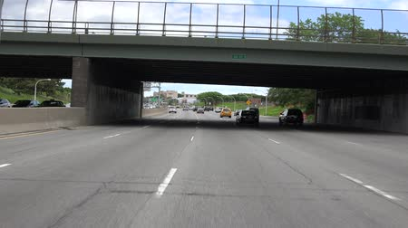 bridge man made structure : Bridges, Overpasses, Structures, Transportation Stock Footage