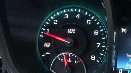 rpm : Tachometer, Tach, Gauge, Measure, Automotive