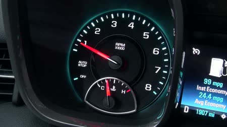привело : Tachometer, Tach, Gauge, Measure, Automotive