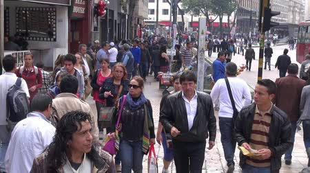 rosto humano : Pedestrians, People Walking and Shopping Local Businesses