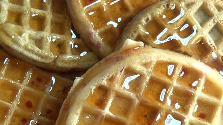 натюрморт : Waffles, Breakfast Foods