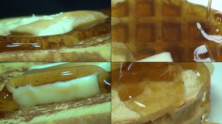 jíst : Waffles, French Toast, Breakfast Foods