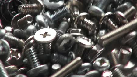 orzechy : Screws, Nuts, Bolts, Nails Wideo