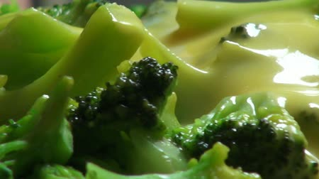 cozinhado : Broccoli with Cheese Sauce, Vegetables