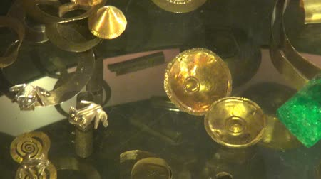 plated : Gold, Precious Metals, Jewelry Stock Footage