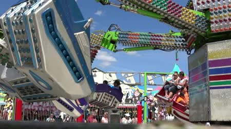 frisson : Spinning, Rides Amusement Park, Divertissement, Loisirs