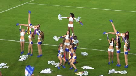 дух : Cheerleaders