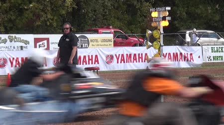 wyscigi : Snowmobile Drag Racing, Drag Race, Race Wideo