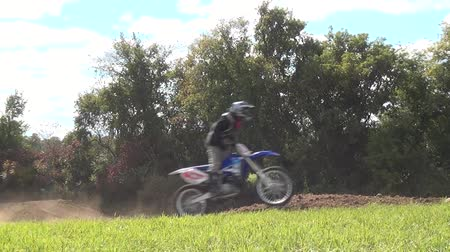 wyscigi : Motorcycles, Motocross, Dirt Racing, Sports Wideo