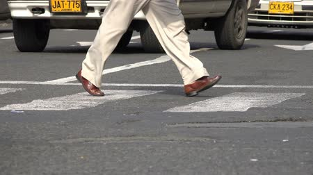 crosswalk : Pedestrians, People Walking, Commuters