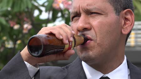 алкоголизм : Business Man Male Beer Alcohol