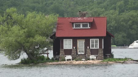 ostrovy : House on Island, Homes, Water