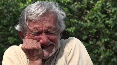 stary : Old Man Crying