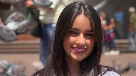 vigyorgó : Pretty Teen Girl With Pretty Smile