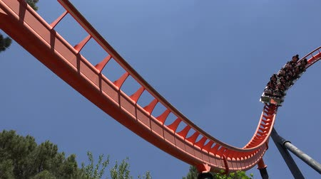 rolete : Fun Amusement Park Roller Coaster Ride