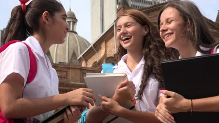 ruhanilik : Catholic School Girls Having Fun