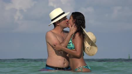 franzir : Couple Kissing Married Or Dating Summer Vacation