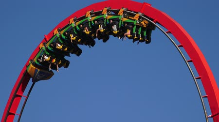rolete : Thrill Ride Roller Coaster Vídeos