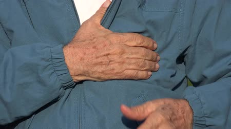 rana : Elderly Man With Heart Attack Or Chest Pain