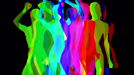 dança : Sexy dancer shadow, silhouettes
