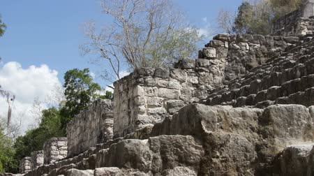 sagrado : Time-lapse of the mayan ruins at kalakmul, mexico. the mayans believe that transformative events will occur on 21 december 2012
