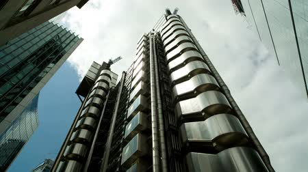 pojistka : the Lloyds of london building in the financial heart of the city, london Dostupné videozáznamy