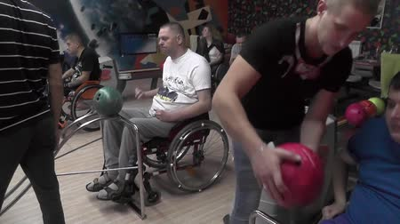 irã : People with disabilities go in for sports