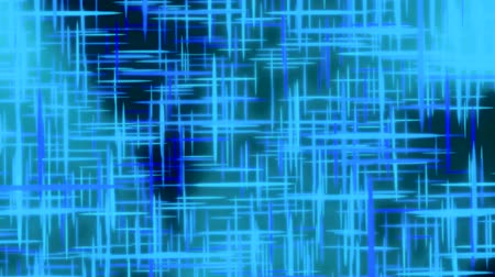 speisekarte : Blau Türkis Abstrakt Data Motion Background Loop-