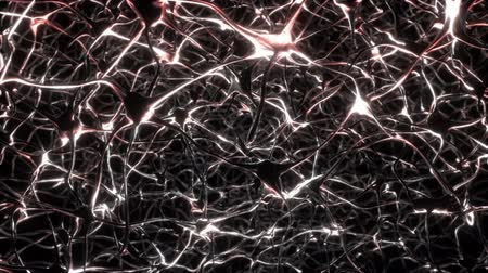 Neurons brain mind axon thought neural network hologram cell health science loop