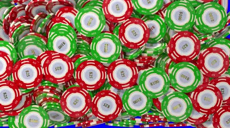 croupier : Poker chips casino roulette blackjack slots bet craps gambling win money wipe