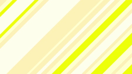 benzer : Diagonal yellow stripes change and move. Abstract geometric background. Seamless loop. Stok Video