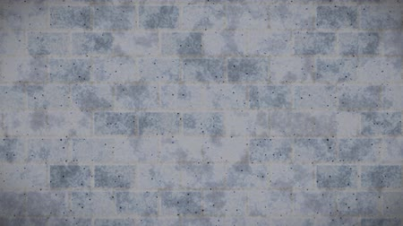 meteliksiz : Breaking blue brick wall. Black and green background. All collapse.