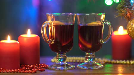 cidra : Hot mulled wine for christmas
