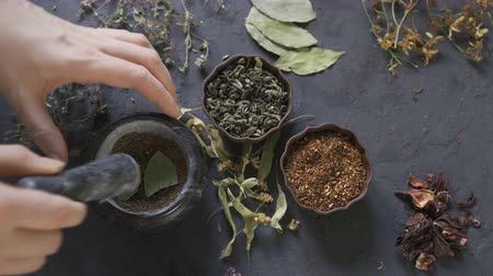 bewitch : Alternative medicine, dried herbs