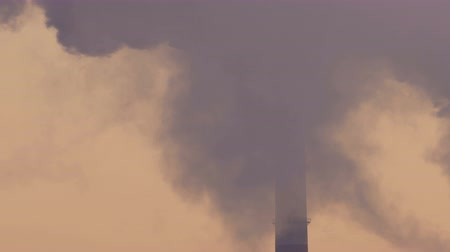 metallurgical plant : Air Pollution in Smoke Metallurgy Plant