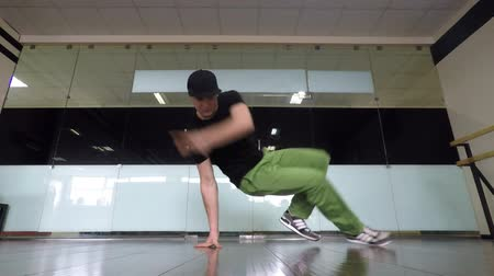 hip pop : Dancing Boy breakdance
