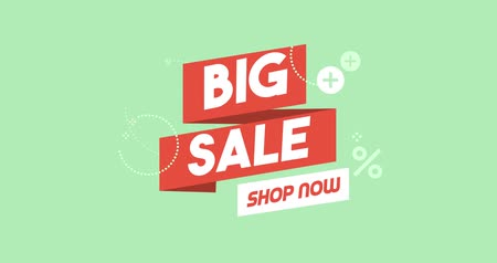add to cart : Big sale promotional advertisement with add to cart symbols