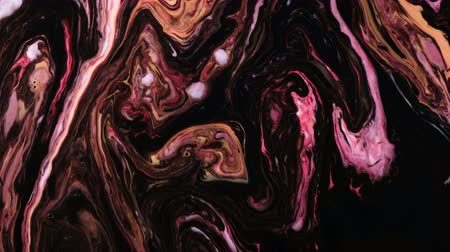 rozptyl : Psychedelic patterns blend into abstract shapes, fluid sways Dostupné videozáznamy