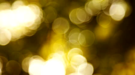 HD grained gold blurred bokeh background