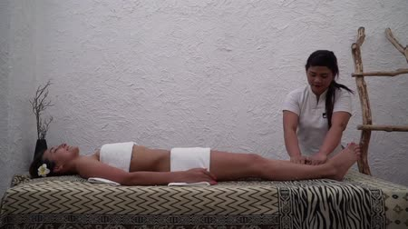 Thai massage and spa for girl.
