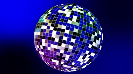 licht : Colorful disco ball, loopable