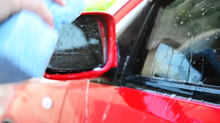 sünger : close view of car washing