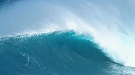 ondas : Giant Blue Ocean Wave Vídeos
