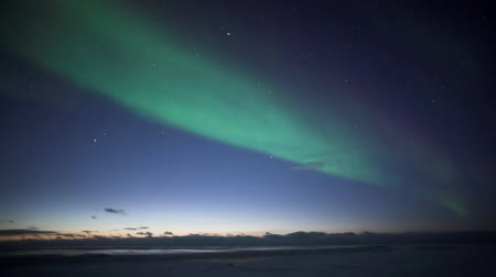 světlo : Northern Lights - Arctic, Spitsbergen