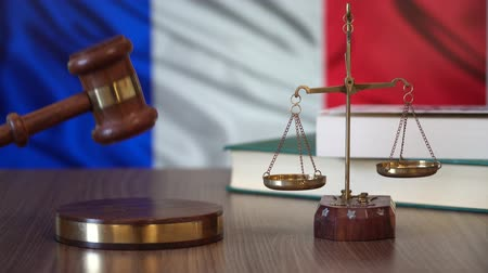 yargı : Justice for France Laws in French Court