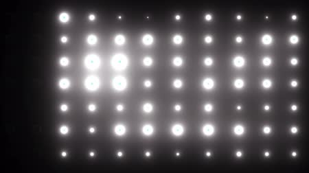 stadyum : Lights wall animation Stok Video