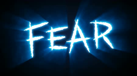 Claw Slashes Fear Blue